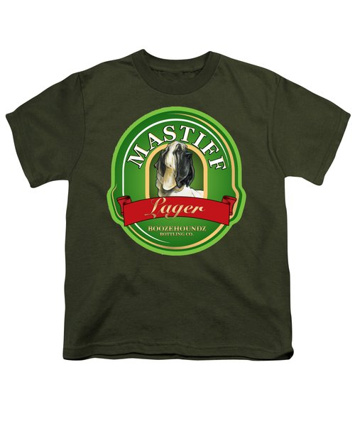 Mastiff Lager Youth T-Shirt