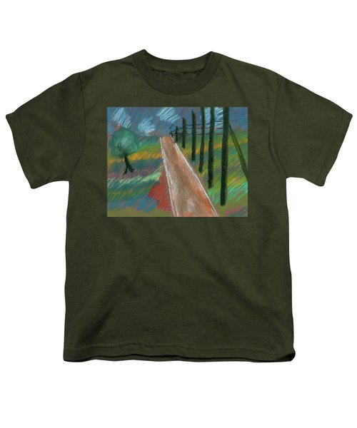 Middle Of Nowhere Youth T-Shirt