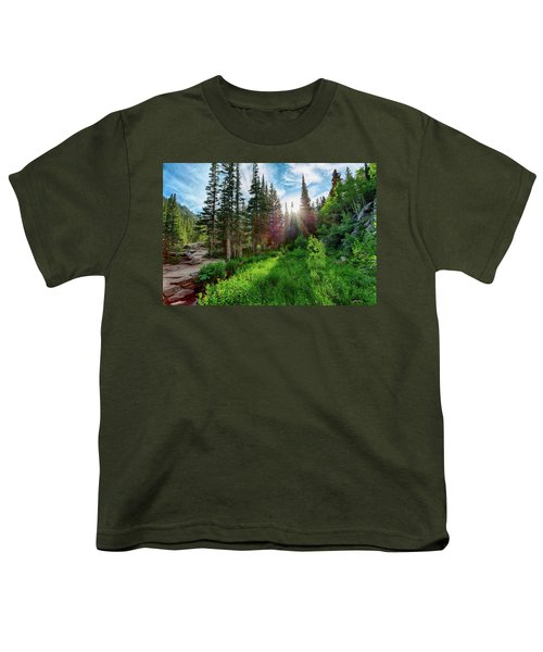 Youth T-Shirt featuring the photograph Midsummer Dream by David Chandler
