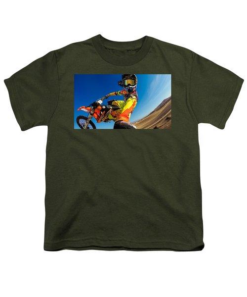 Motocross Youth T-Shirt
