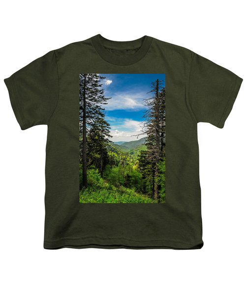 Mountain Pines Youth T-Shirt
