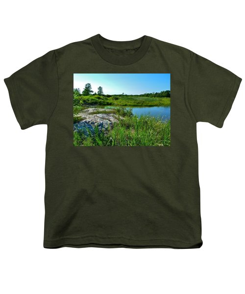 Muskoka Ontario 4 Youth T-Shirt