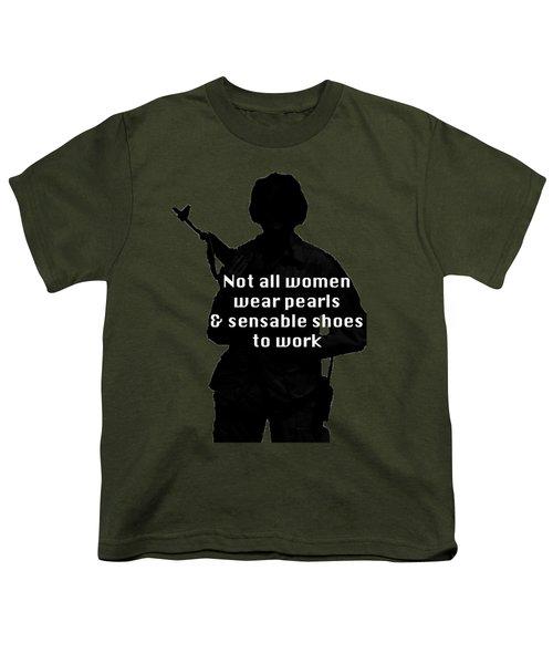 Not All Women Youth T-Shirt