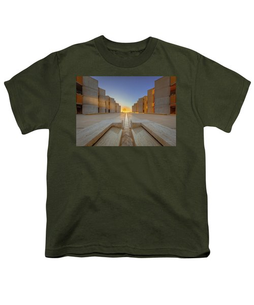 On Opposite Sides  Youth T-Shirt