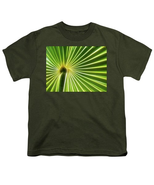 Palm Glow Youth T-Shirt