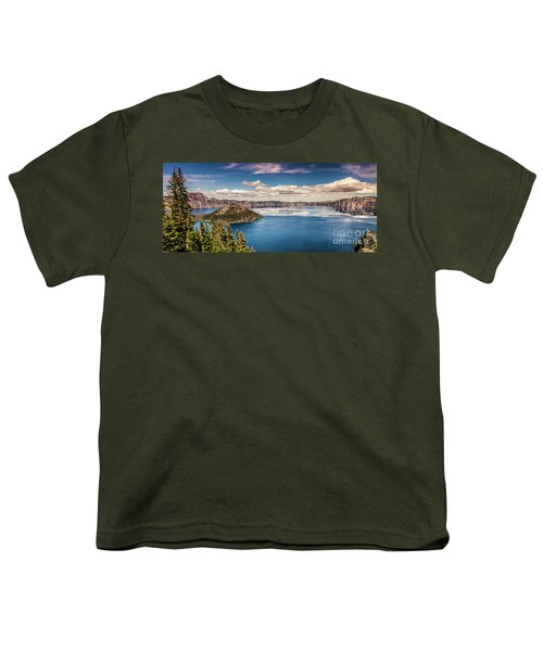 Crater Lake Youth T-Shirt