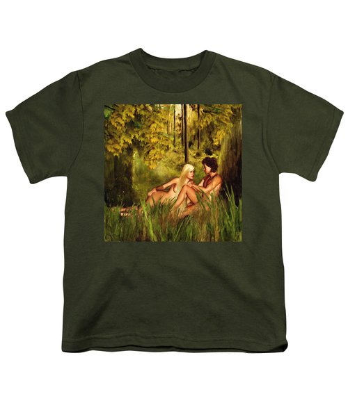 Pre-consciousness Youth T-Shirt