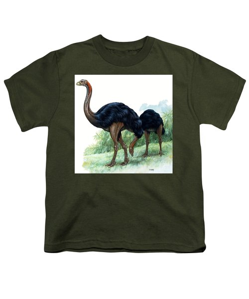 Pre-historic Birds Youth T-Shirt