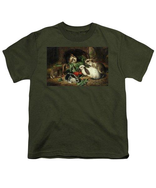 Rabbits Youth T-Shirt