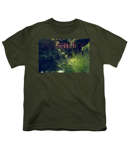 Red At Kubota Youth T-Shirt