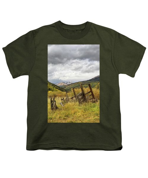 Remains Of A Corral Youth T-Shirt