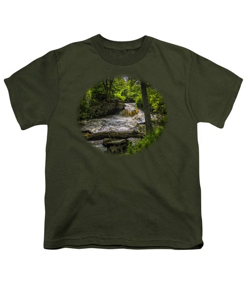 Riverside Youth T-Shirt by Mark Myhaver