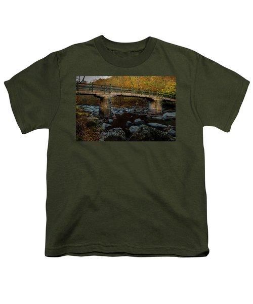 Rock Creek Park Bridge Youth T-Shirt