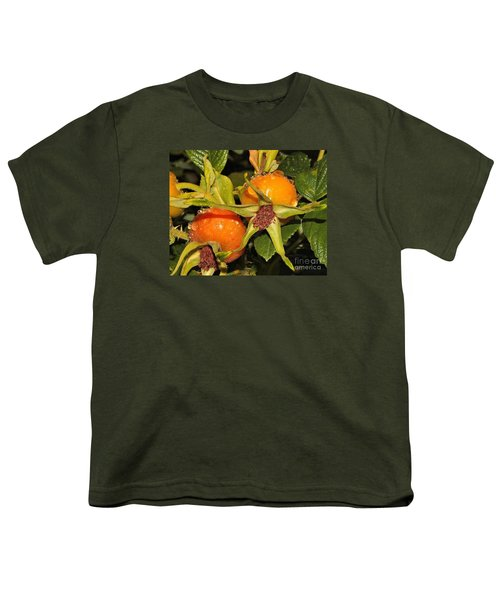 Rose Hips Youth T-Shirt