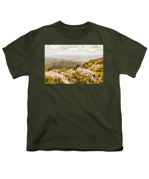 Rural Town Valley Youth T-Shirt