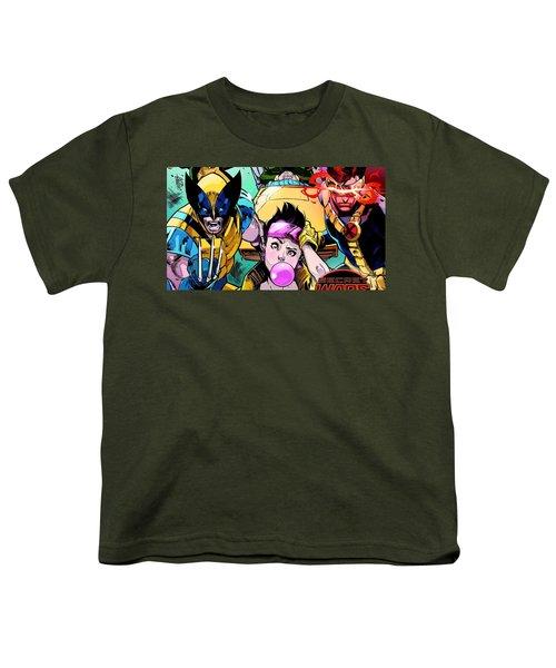 Secret Wars Youth T-Shirt