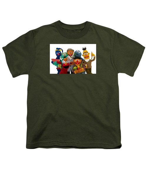 Sesame Street Youth T-Shirt