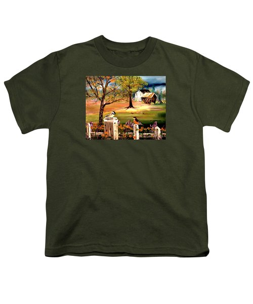 Signs Of Spring Youth T-Shirt