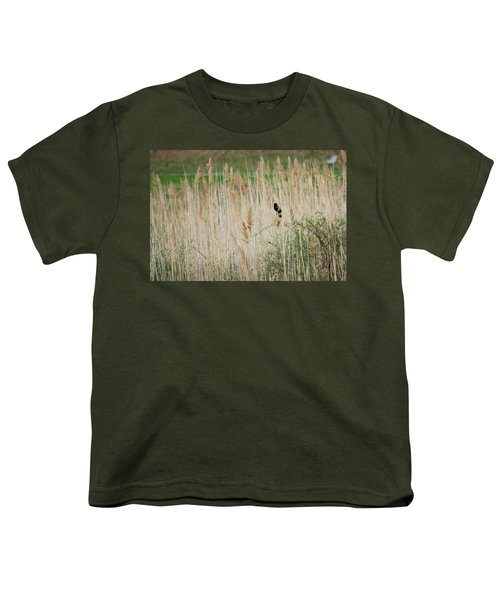 Youth T-Shirt featuring the photograph Sing For Spring by Bill Wakeley