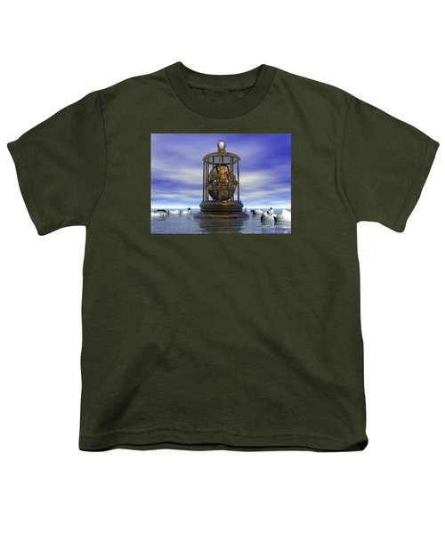 Sixth Sense - Surrealism Youth T-Shirt