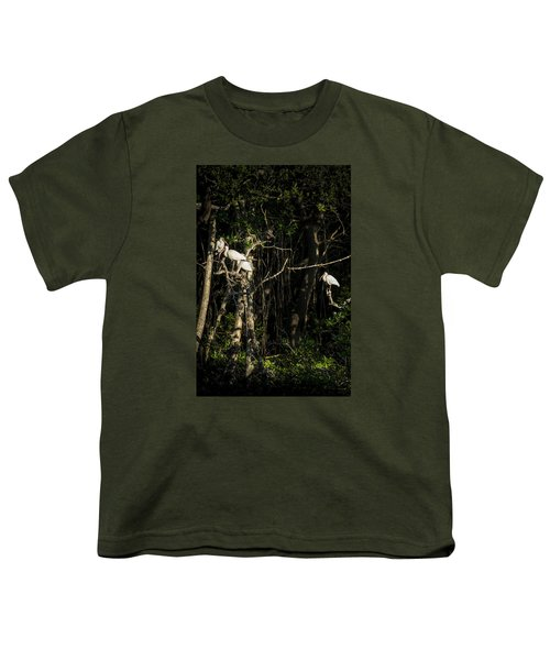 Sleeping Quarters Youth T-Shirt
