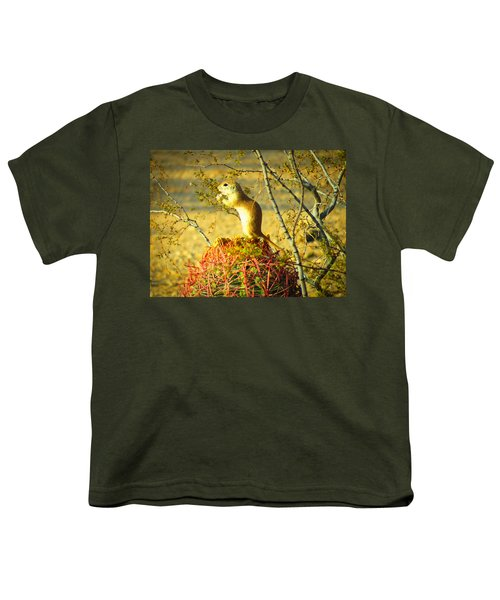 Snack Time Youth T-Shirt