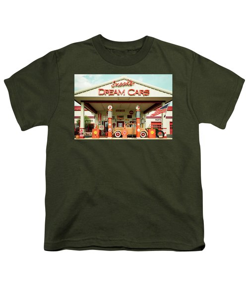 Snook's Dream Cars Youth T-Shirt