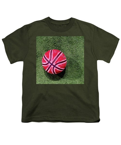 Something About This Bball Catches My Youth T-Shirt