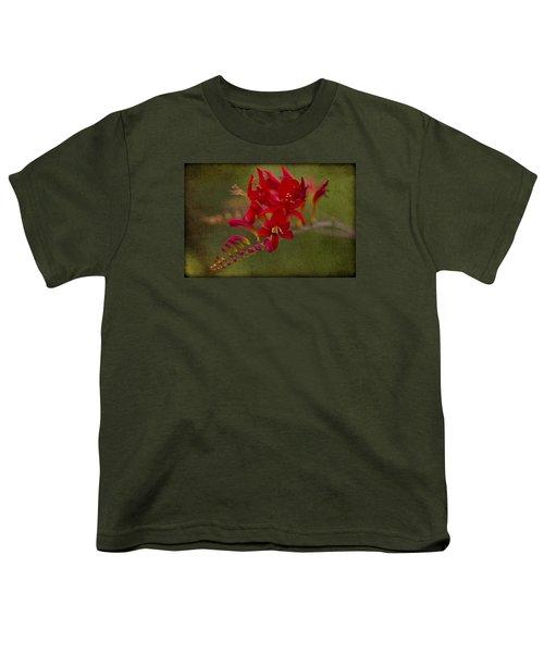 Splash Of Red. Youth T-Shirt