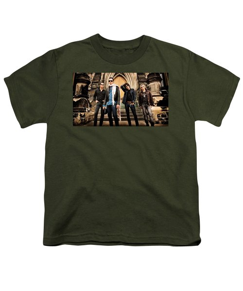 Stone Temple Pilots Youth T-Shirt