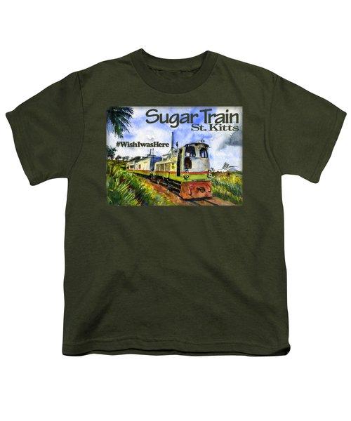 Sugar Train St. Kitts Shirt Youth T-Shirt