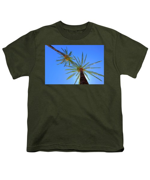 Sun Bed View Youth T-Shirt