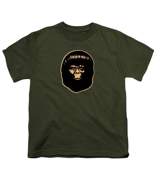 The Ape Youth T-Shirt by Jurgen Rivera