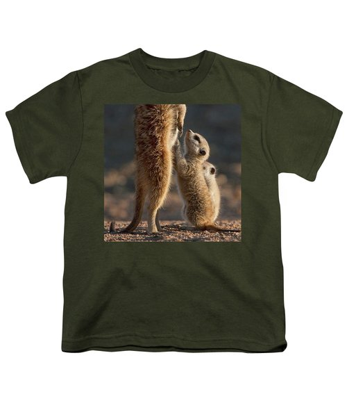 The Baby Is Hungry Youth T-Shirt