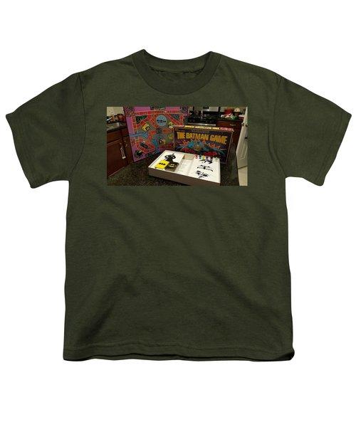 The Batman Game Youth T-Shirt