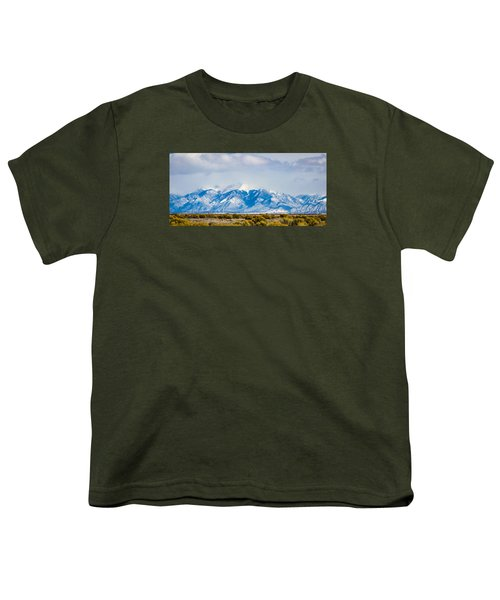 The Eagle Or Condor And Heart Youth T-Shirt