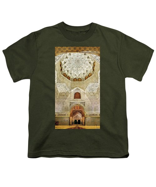 The Hall Of The Arabian Nights 2 Youth T-Shirt