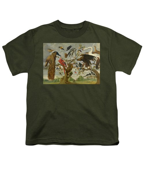 The Mockery Of The Owl Youth T-Shirt