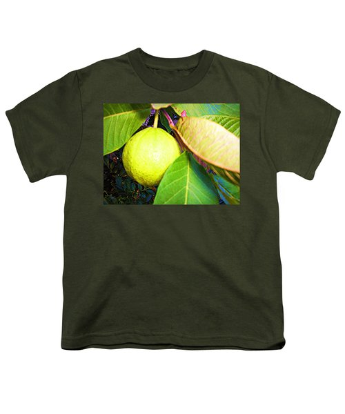 The Rose Apple Youth T-Shirt by Winsome Gunning