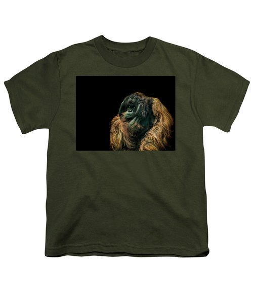 The Sceptic Youth T-Shirt by Paul Neville