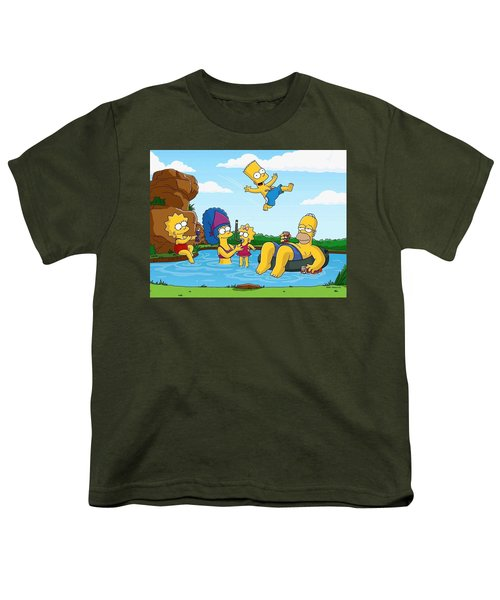 The Simpsons Youth T-Shirt