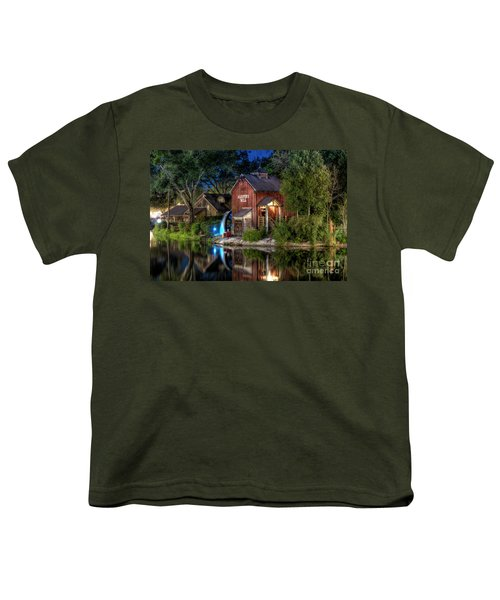 Tom Sawyers Harper's Mill Youth T-Shirt