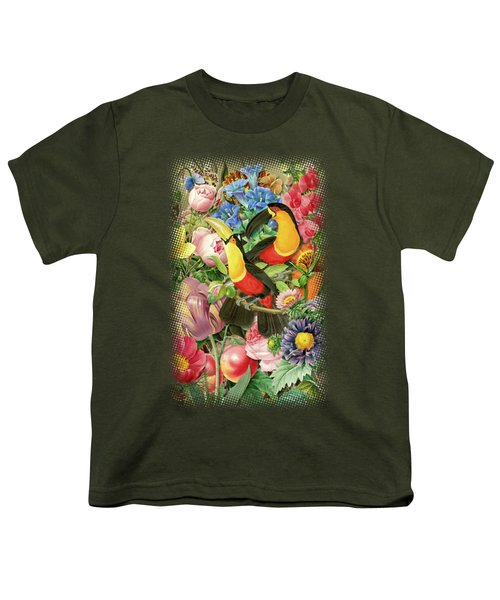 Toucans Youth T-Shirt