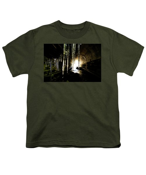 Tunnel Icicles Youth T-Shirt