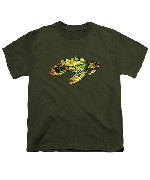 Turtle Talk Youth T-Shirt