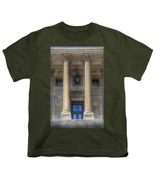 United States Capitol - House Of Representatives  Youth T-Shirt