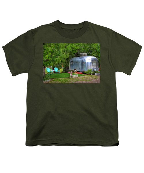 Vintage Trailer Youth T-Shirt