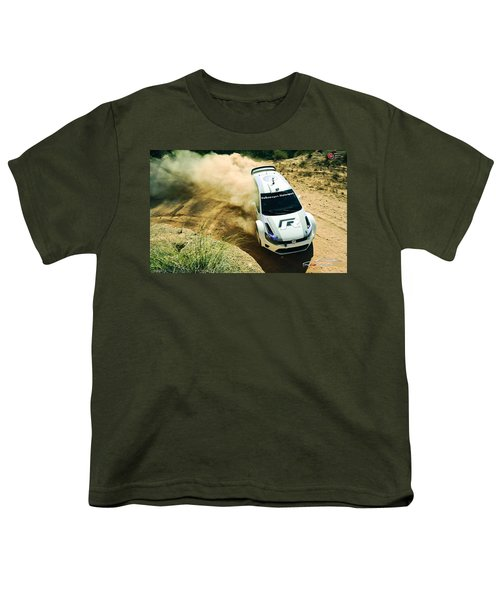 Volkswagen Polo Rally Youth T-Shirt