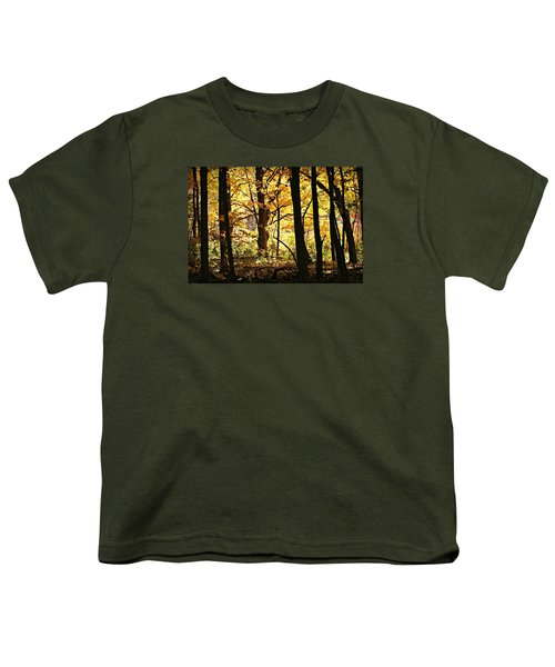 Walk In The Woods Youth T-Shirt