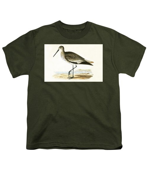 Willet Youth T-Shirt by English School